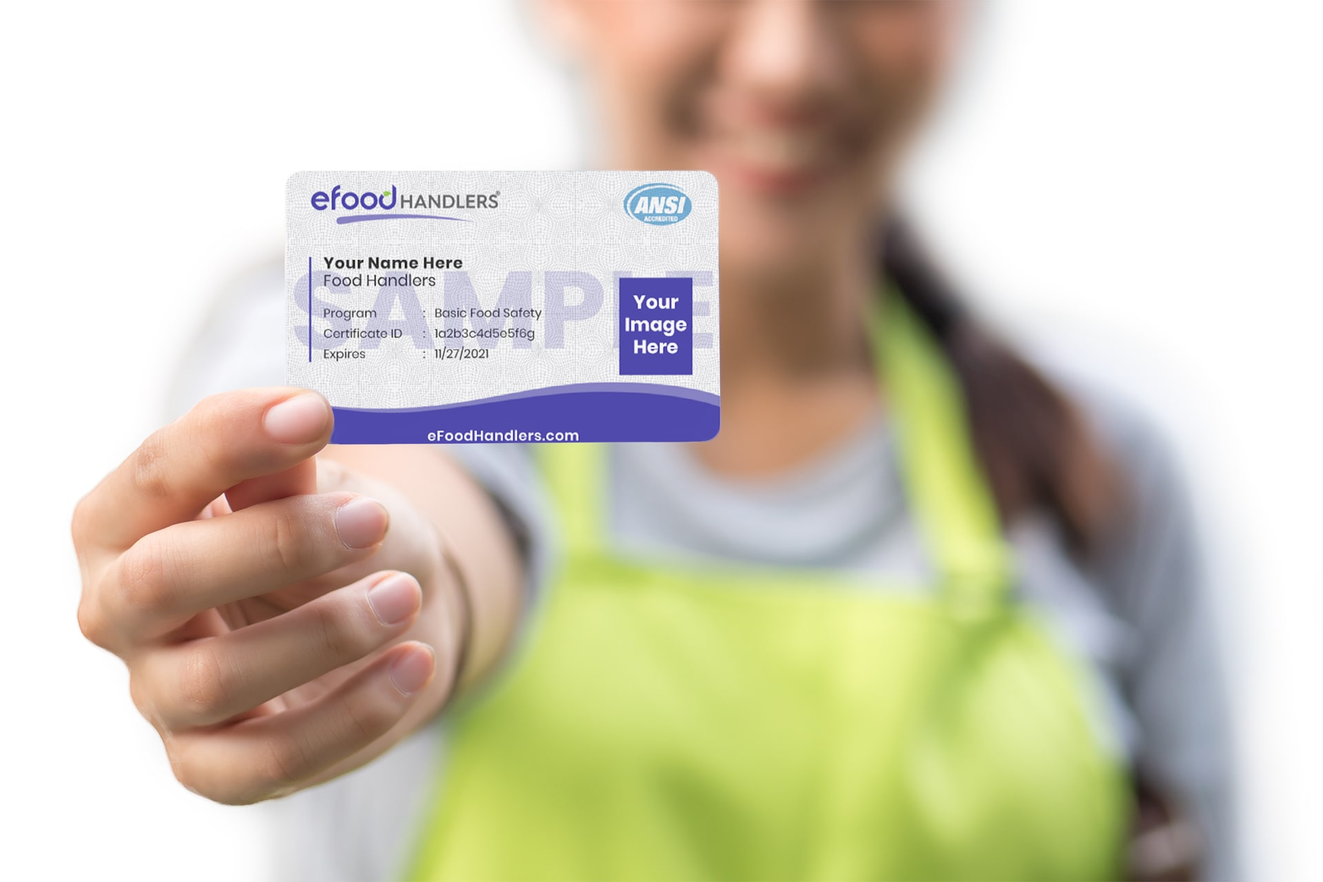 Food Handlers Card